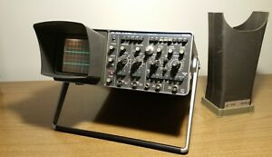 Philips Pm 3218 Dual Channel 35 Mhz Oscilloscope tested