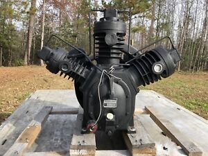 New Ingersoll Rand 72 Cfm Type 30 Model 15t Two stage Air Compressor Pump 20hp