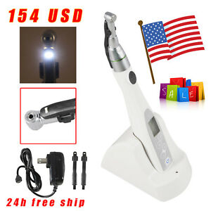 Dental 2 Led Holder Light Endo Motor Root Canal Treatment 16 1 Reciprocating