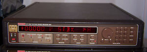 9897 Keithley 237 High Voltage Source Measure Unit