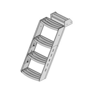 Case 2094 2294 2394 2594 3294 3394 3594 1896 2096 Tractor Step 3337