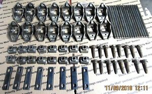 Ford 1987 2000 302w 5 0l 351w V8 Ome Factory Efi Roller Rocker Arm Set 16 Sbf