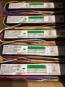Lot Of 10 Halco Prolume Ballasts Ep432is mv he 120 277v 3 Or 4 Lamps