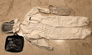 Wow Beekeeping Suit Size Large Includes Vail And Gloves
