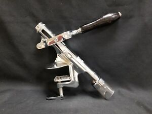 Table Mount Wine Opener Heavy Duty Pro Bouchaine Rest Banquet Table Corkscrew