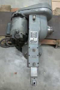 Bridgeport Shaping Attachment single Phase