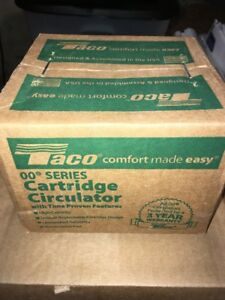 Taco 007 f5 Series Circulator Pump