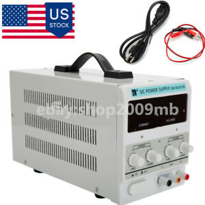 30v 10a Digits Switch Power Supply Adjustable Voltage Dc Stabilizer Power Supply