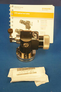 Renishaw Haas Ots 1 2 Aa Machine Tool Setting Probe Fully Tested 90 Day Warranty