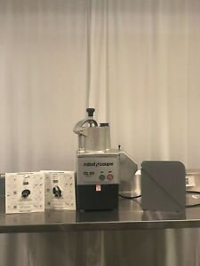 Used Robot Coupe Cl50e Vegetable Slicer Food Processor