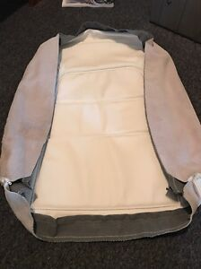 New Repro Top 1965 Corvette Upper Seat Cushion Leather