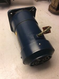 Mitsubishi Mini Geared Motor Gm ejf 0 2 Kw 4p 3 Ph 220v 120 Output Rpm