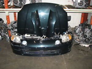 Jdm Honda Del Sol Nose Cut Front Conversion Crx Sir Eg2