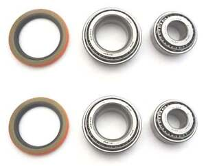 Ford F 150 2wd Front Wheel Bearings And Seal Kit 1975 1996 2 Sides Koyo Timken
