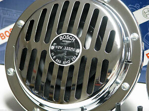 Bosch Horn Set For Mercedes benz Fit Several Models See List new In The Box