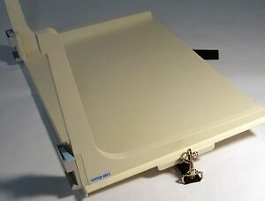 New Hill rom Medical Monitor Shelf For Hospital Bed Rail Mount Attachment