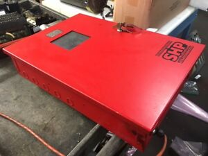 Fike Fire Protection System 10 051 Series Single Hazard Panel Mod 10 051 r 1