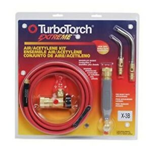 Victor Turbotorch 0386 0335 X 3b Torch Kit Swirl For B Tank Air Acetylene