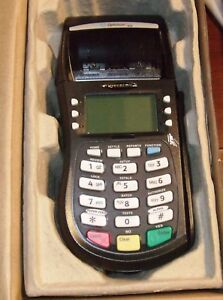 New Optimum T4220 Hypercom Credit Card Machine