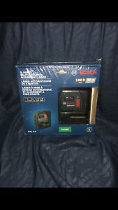 New Bosch Gpl 5 S 5 point Self Leveling Alignment Laser Plumb And Square Level