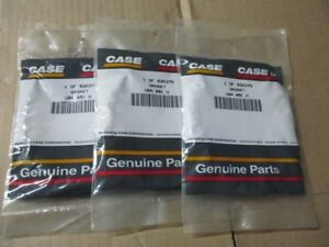 Set Of 3 Case Ih Tractor Headlight Gaskets Part 53527d Nos