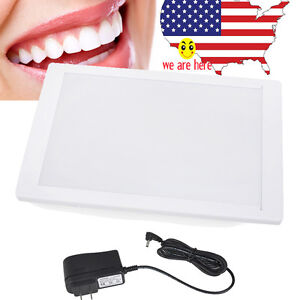 usa Dental X ray Film Illuminator Light Box X Ray Viewer 11 8 5 View Area Ce