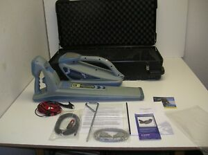 Radiodetection Rd4000 Pxl T3 Cps Wire Underground Utility Cable Pipe Locator