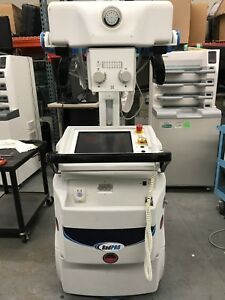 Radpro Sedecal With 40kw And Canon 55g Dr Panel Portable X ray