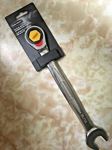 Pro Point 15 16 In Ratcheting Combination Wrench