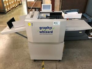 Graphic Whizard Pt 335a Plus Multi Creaser Morgana Duplo Standard