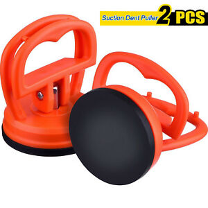 Dent Puller Suction Cup Small Dents Remover Automotive Car Hail Damage Repair A