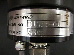 D1753 01 Westwind Air Bearing Scanning Spindle Brand New