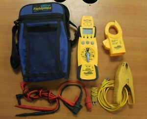 Fieldpiece Hs36 True Rms Multimeter