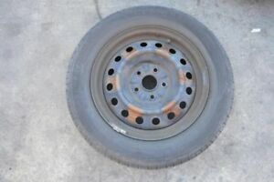 2007 Toyota Camry Wheels 215 60 16 Steel Rims Michelin Tires 30
