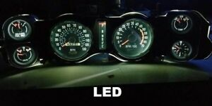 1970 1981 Chevy Camaro Gauge Instrument Cluster Complete Led Bulb Upgrade