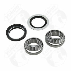 Dana 44 Front Axle Bearing And Seal Kit Replacement 1995 1996 Ford 1 2 Ton Yukon