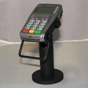 Credit Card Terminal Swivel Holder Stand Base For Verifone Vx820 Vx805