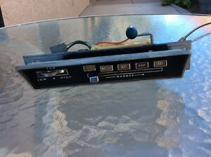 1970 72 Mopar A Body Plymouth Duster Dodge Demon Heat And A c Controller