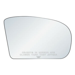 Replacement Passenger Side Power Mirror Glass For Lexus Rx330 Rx350 Rx400h 8129r