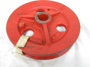 White Farm Equipment Pulley 9860330