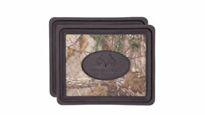 Realtree Camo Rear Floor Mat Auto Car Truck Pair