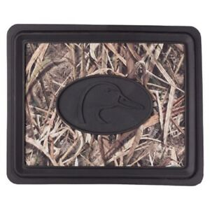 Ducks Unlimited Camo Rear Floor Mat Auto Car Truck Pair Mossy Oak Shadow Grass
