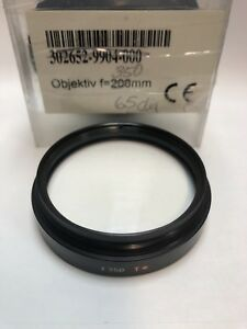 Zeiss 350mm Opmi Surgical Microscope Objective Lens 65mm