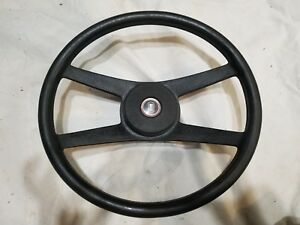 Gm Camaro Steering Wheel 4 spoke 9752585