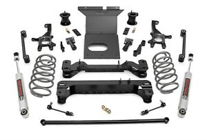 Rough Country 6 Suspension Lift Kit Fits 2007 2009 4wd Toyota Fj Cruiser 770s