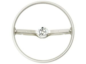 1968 69 Ford Mustang 1968 Cougar Reproduction Steering Wheel Parchment