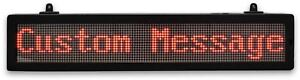 Royal Sovereign Bluetooth Led Scrolling Message Sign