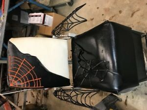 Chair Made By Dentsply Needs Refurbishing Cool Spider Web Design