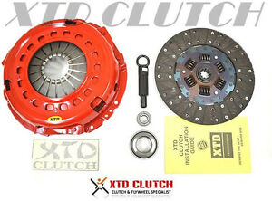 Aimco Stage 2 Sport Clutch Kit 1999 2004 Ford Mustang V8 11inch 4 6l 281cu