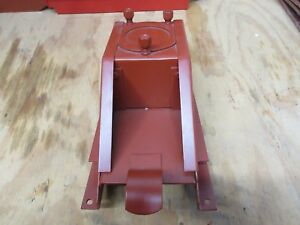 Willys Jeep M38a1 Spare Tire Carrier M38 Cj5 Mtr067